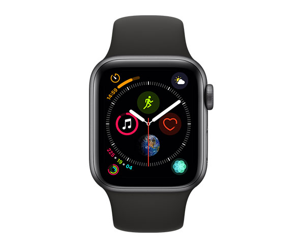 Apple Watch Series 4 GPS   Cellular 40mm - Space Grey