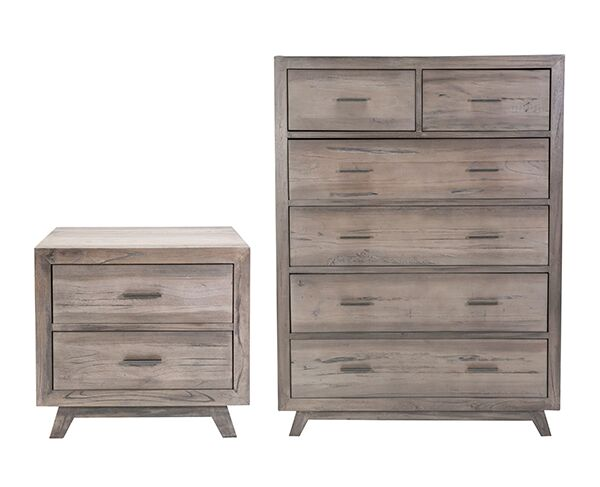 Arlo Queen Tall Chest Suite