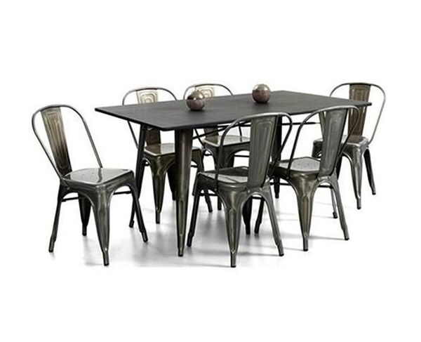 Remi 7 Piece Dining Suite