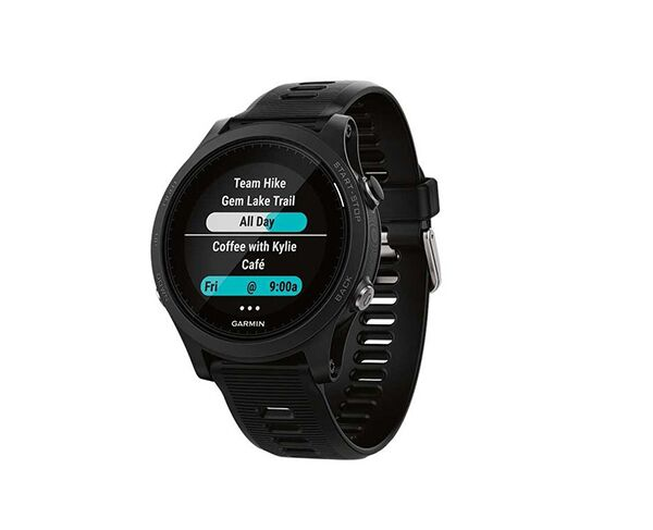 Garmin Forerunner 935 GPS Running/Triathlon Black Watch