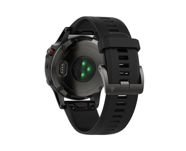 Garmin Fenix 5 Sports Watch 47mm with Black Band